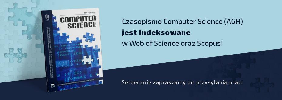 Czasopismo Computer Science (AGH)
